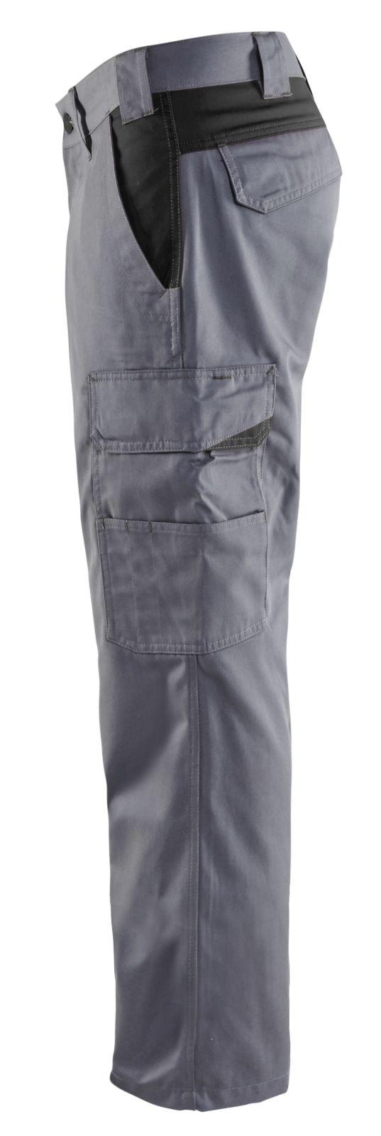 Blaklader Werkbroeken 14041800 grijs-zwart(9499)