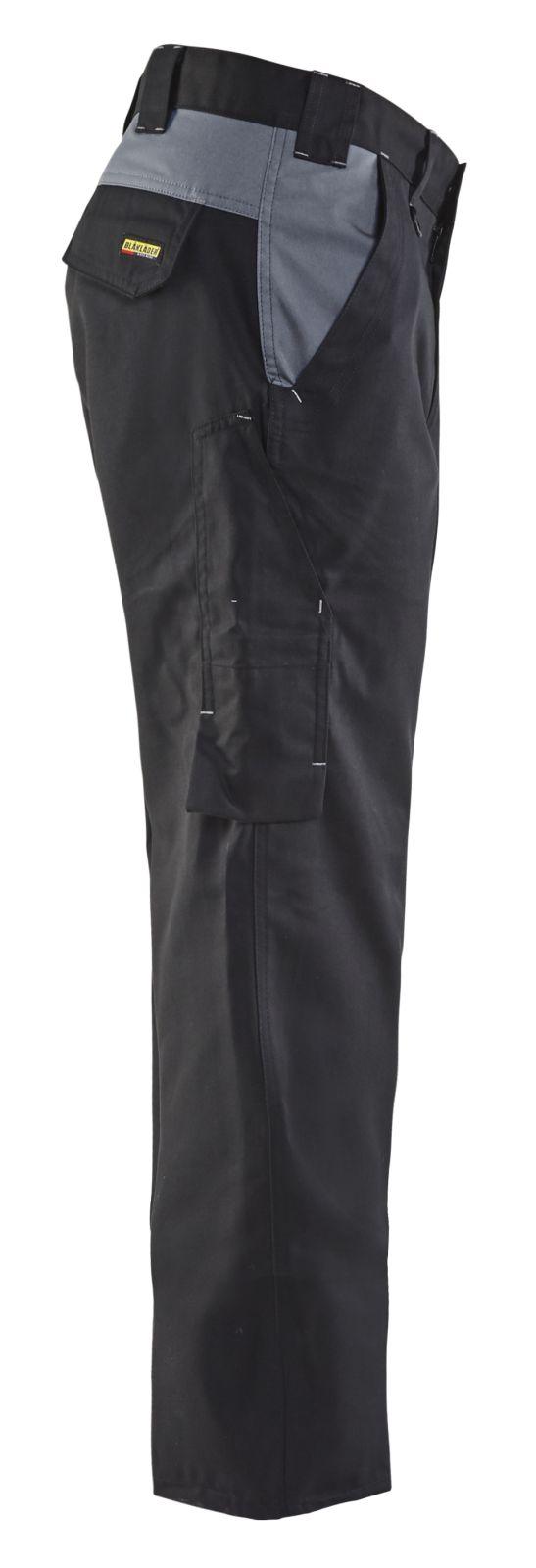 Blaklader Werkbroeken 14041800 grijs-zwart(9994)