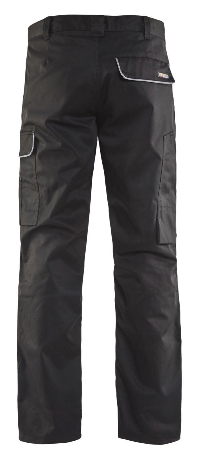 Blaklader Werkbroeken 14061860 zwart-grijs(9994)