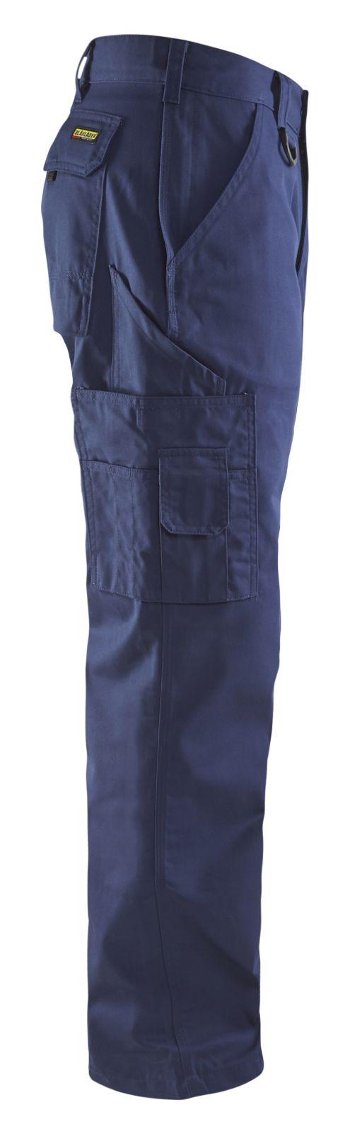 Blaklader Werkbroeken 14071800 marineblauw(8900)