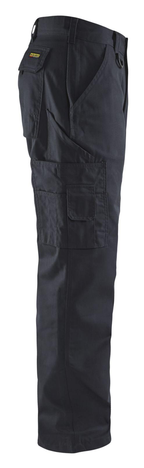 Blaklader Broeken 14071800 zwart(9900)