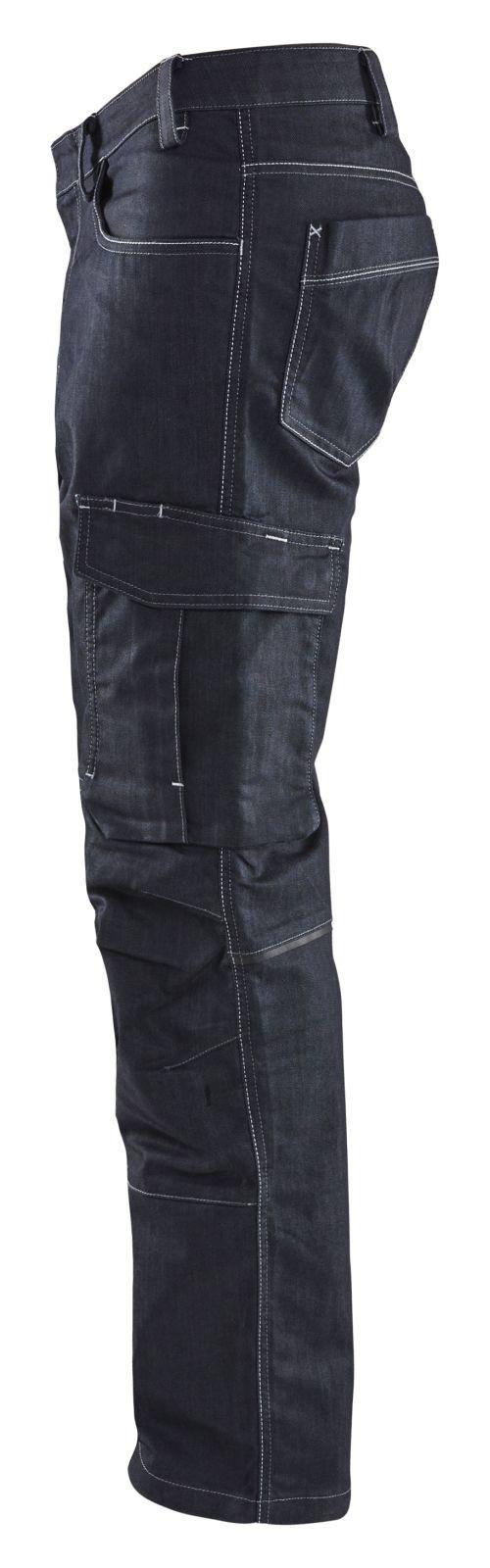 Blaklader Werkbroeken 14391141 Stretch marineblauw(8900)