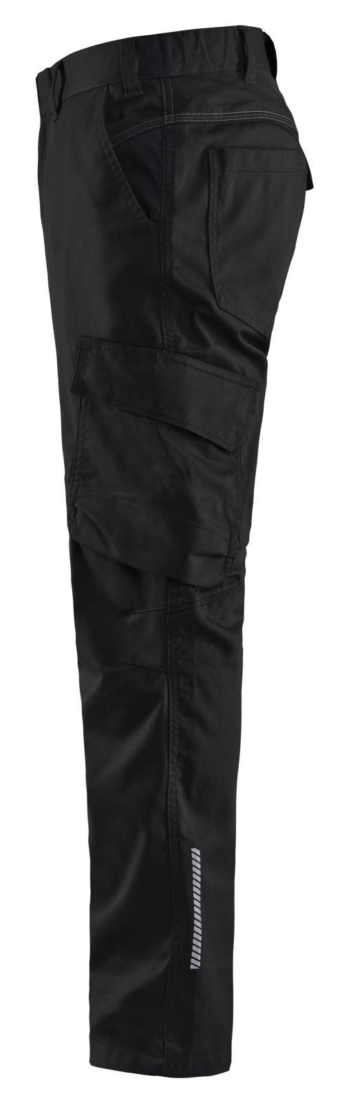 Blaklader Broeken 14441832 zwart(9900)