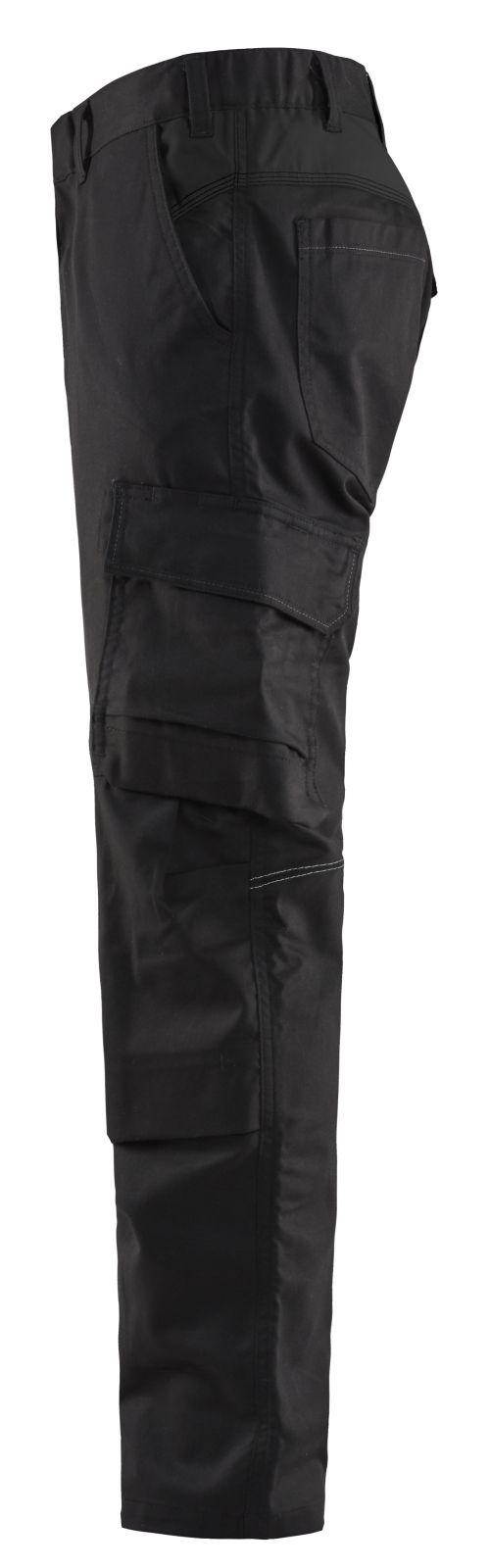 Blaklader Broeken 14481832 zwart(9900)