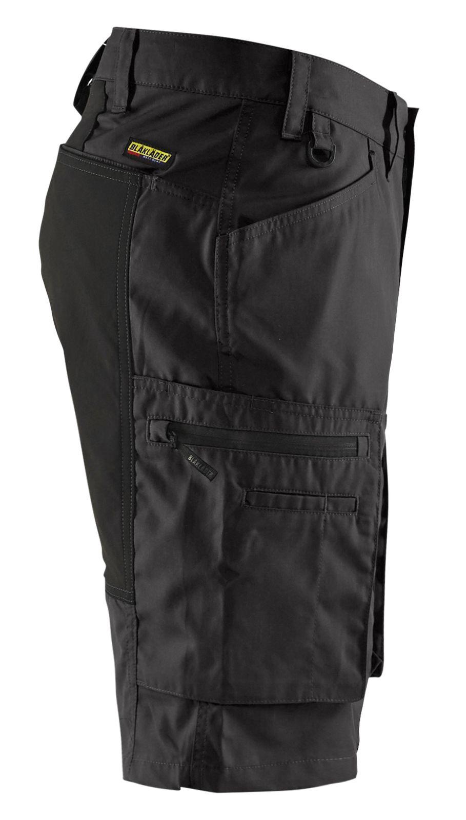 Blaklader Broeken 14491845 met Stretch zwart(9900)