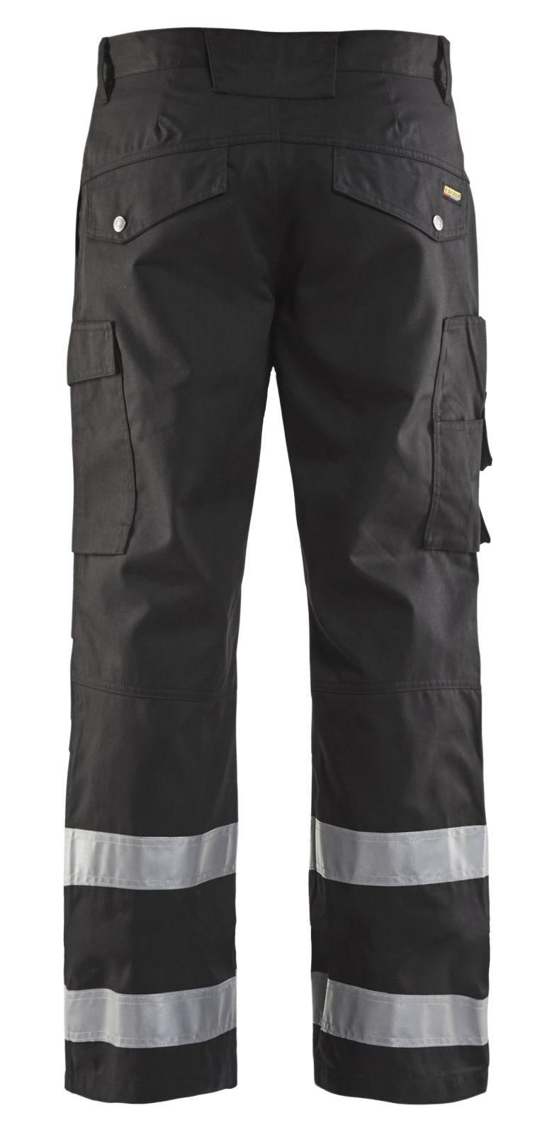 Blaklader Werkbroeken 14511811 zwart(9900)