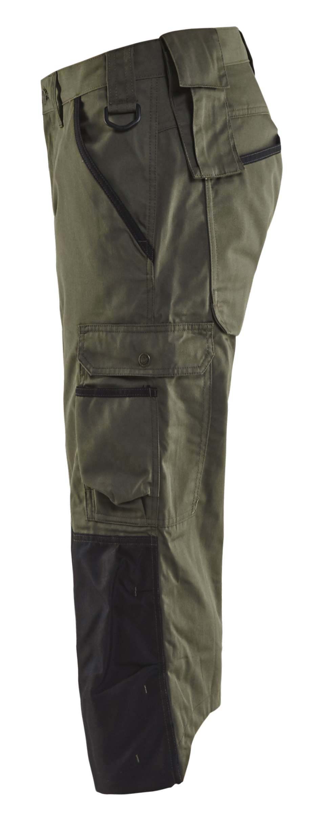 Blaklader Broeken 14551835 army groen-zwart(4699)