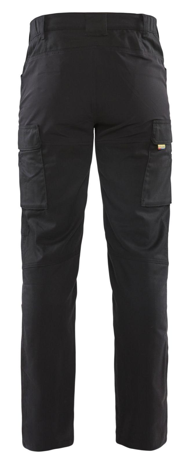 Blaklader Broeken 14571830 zwart(9900)
