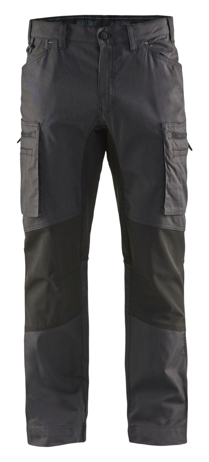 Blaklader Werkbroeken 14591146 met Stretch donkergrijs-zwart(9899)