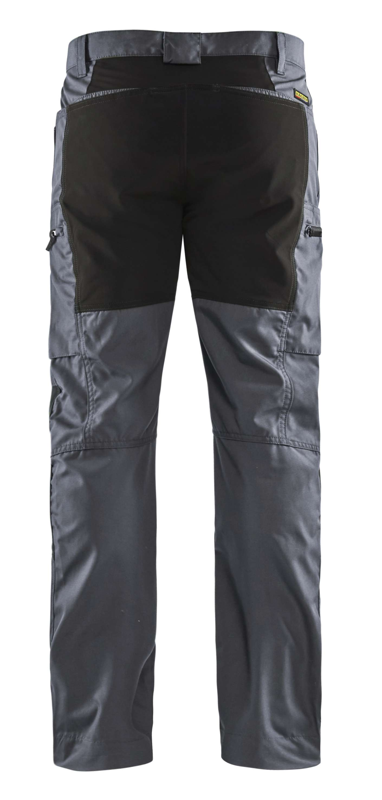Blaklader Werkbroeken 14591845 met Stretch grijs-zwart(9499)