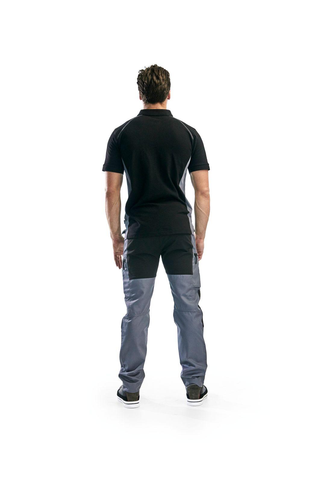 Blaklader Broeken 14591845 met Stretch grijs-zwart(9499)