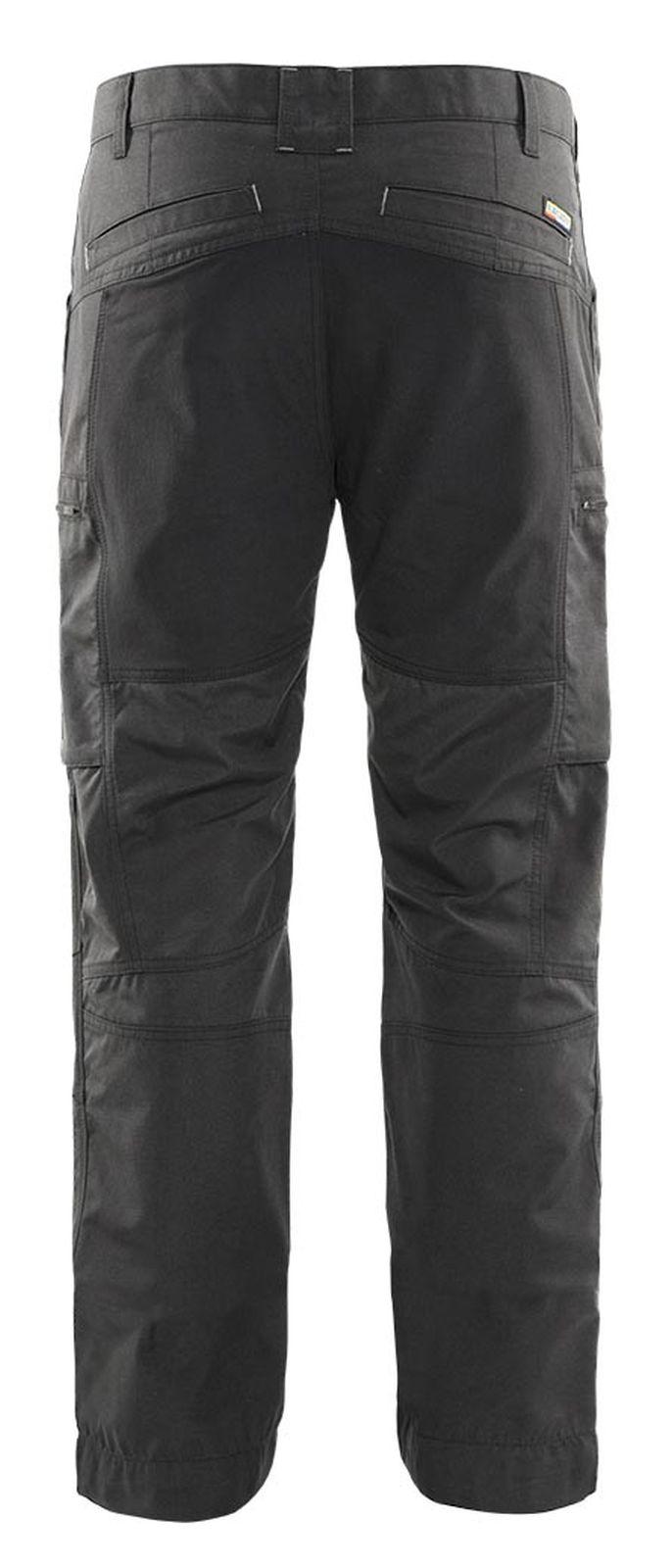 Blaklader Werkbroeken 14591845 met Stretch donkergrijs-zwart(9899)