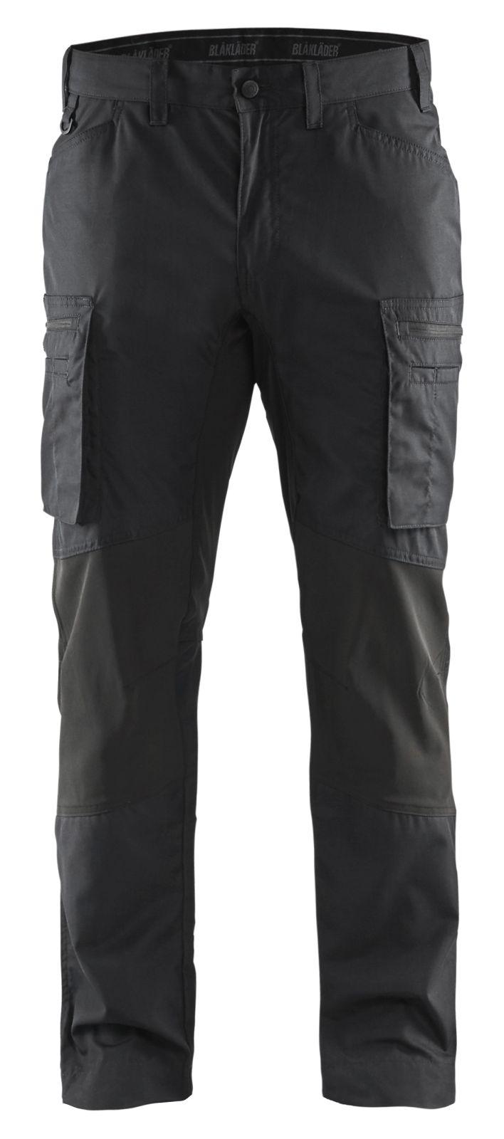 Blaklader Werkbroeken 14591845 met Stretch zwart(9900)