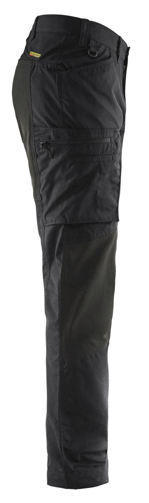 Blaklader Broeken 14591845 met Stretch zwart(9900)