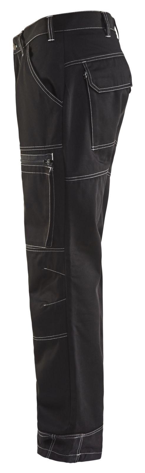 Blaklader Werkbroeken 14701860 zwart(9900)