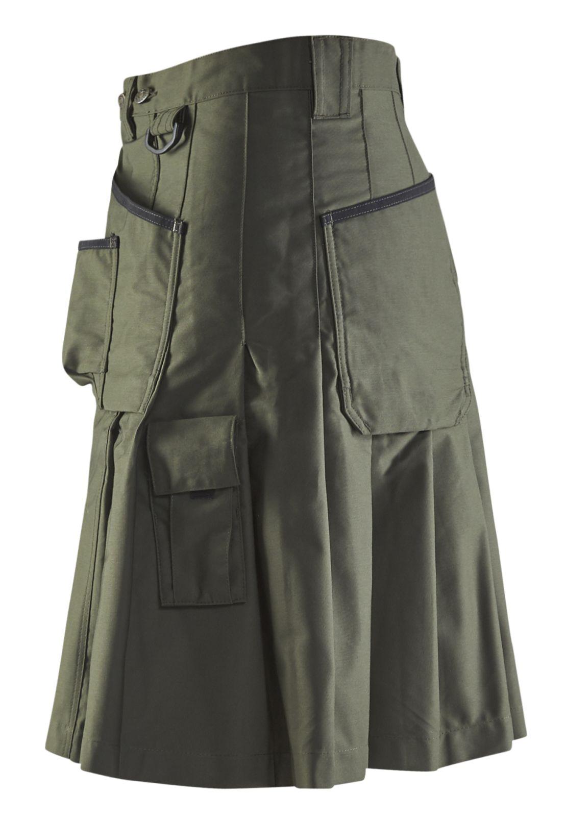 Blaklader Kilts 14741835 army groen(4699)