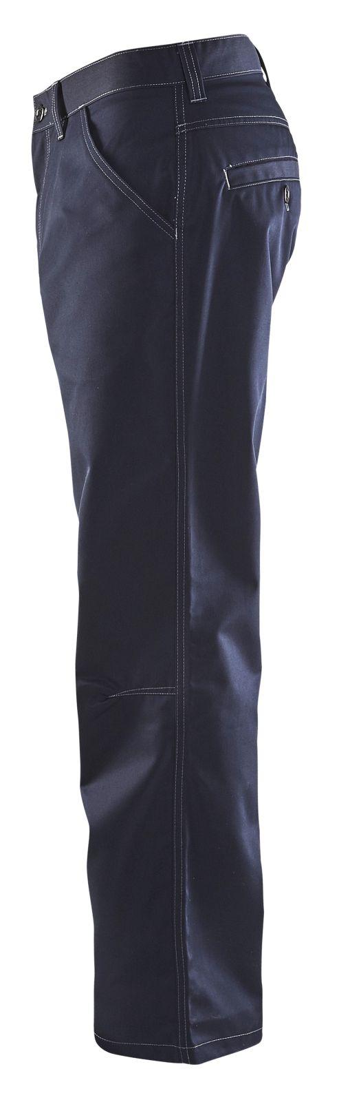 Blaklader Werkbroeken 14901835 marineblauw(8600)