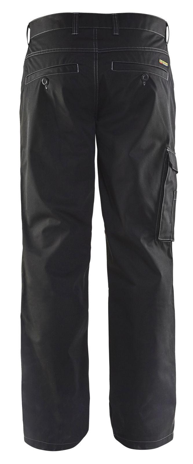 Blaklader Werkbroeken 14901835 zwart(9900)