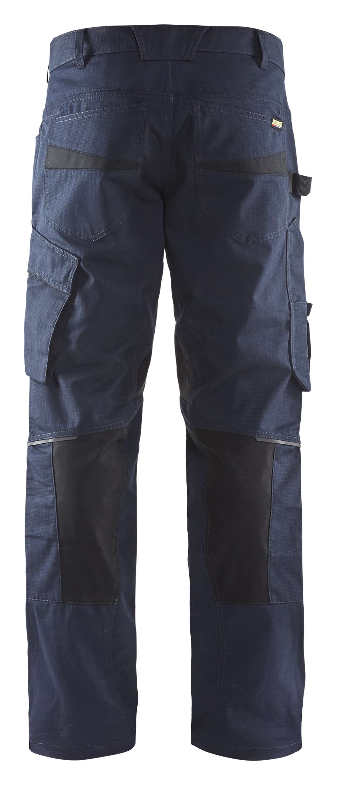 Blaklader Werkbroeken 14951330 donker marineblauw-zwart(8699)
