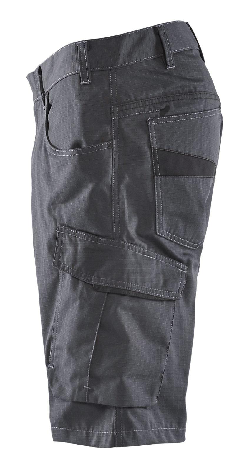 Blaklader Broeken 14991330 midden grijs-zwart(9699)