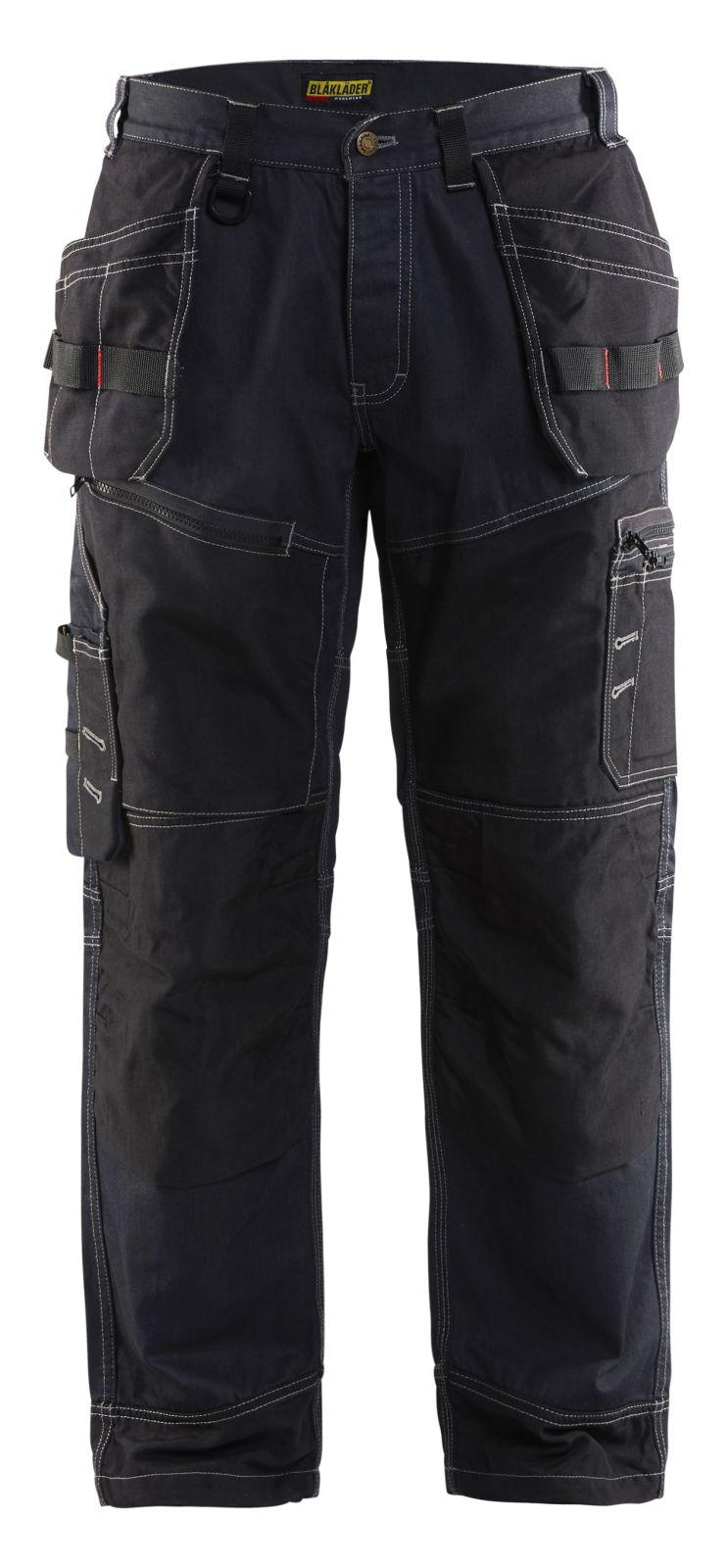 Blaklader Werkbroeken 15001140 marineblauw-zwart(8999)