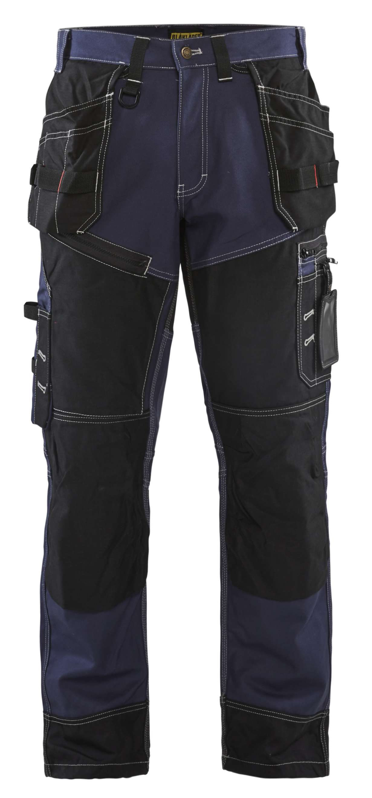 Blaklader Werkbroeken 15001370 marineblauw-zwart(8899)