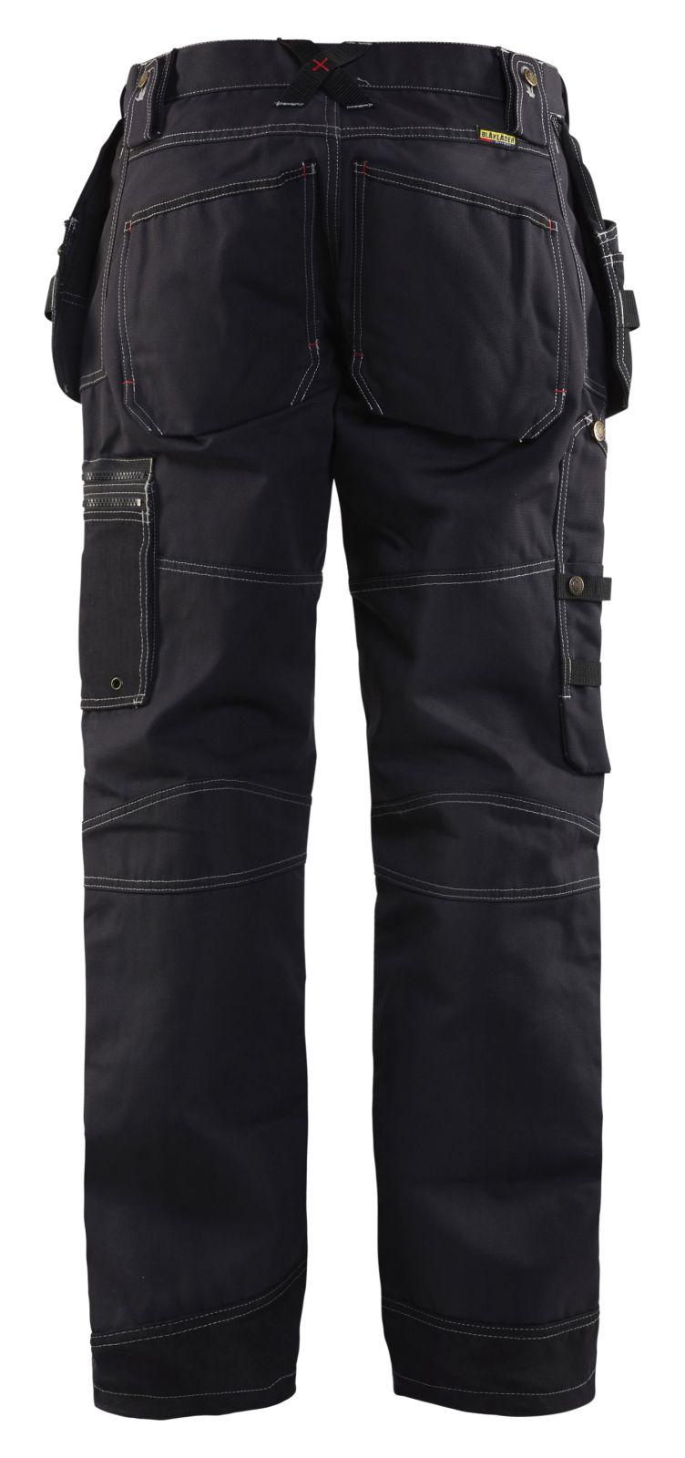 Blaklader Broeken 15001380 zwart(9900)