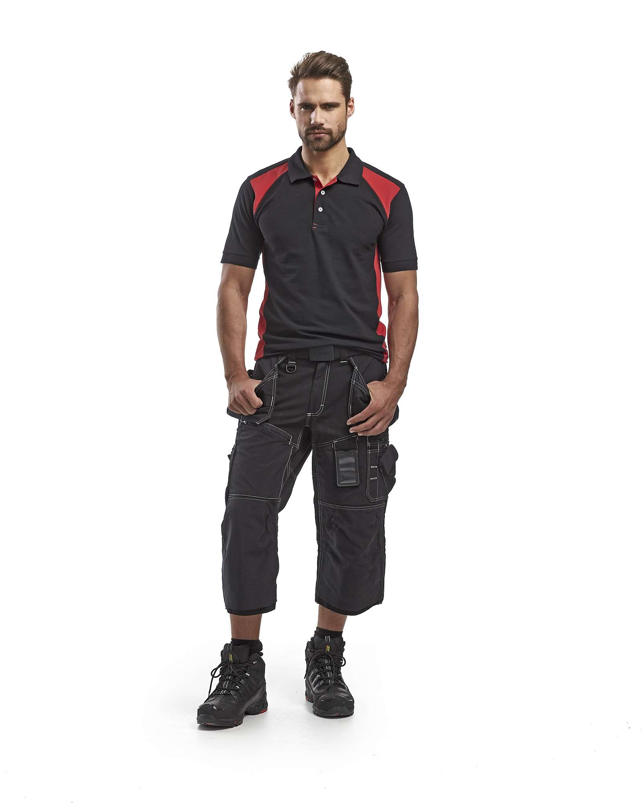 Blaklader Piraatbroeken 15011310 zwart(9900)