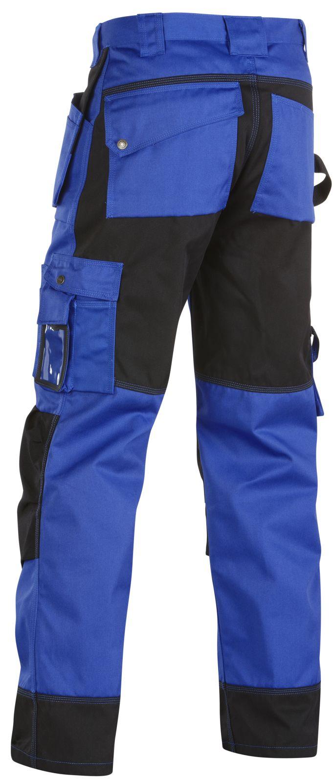 Blaklader Broeken 15031860 korenblauw-zwart(8599)