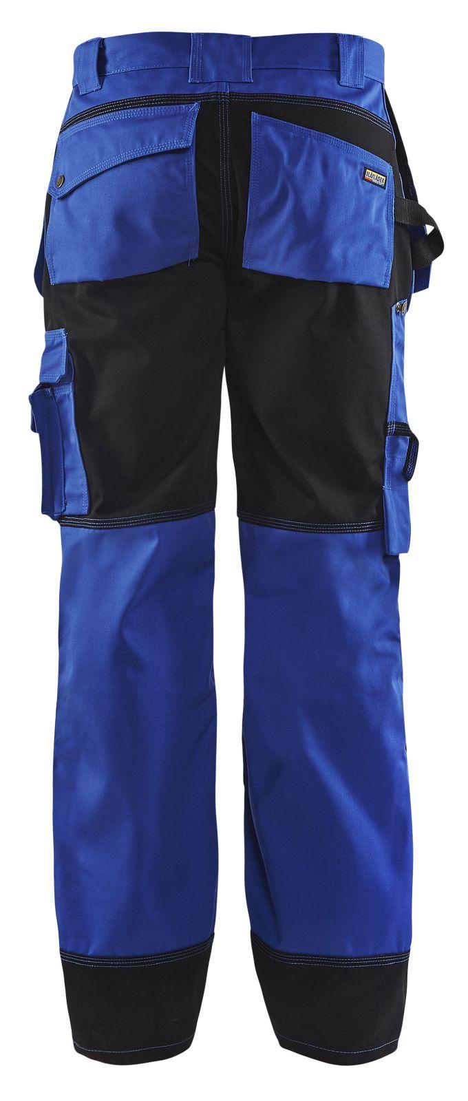 Blaklader Werkbroeken 15031860 korenblauw-zwart(8599)