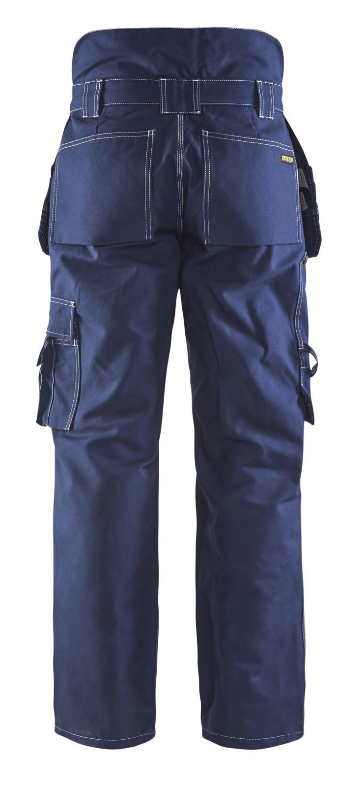 Blaklader Winterwerkbroeken 15151370 marineblauw(8800)