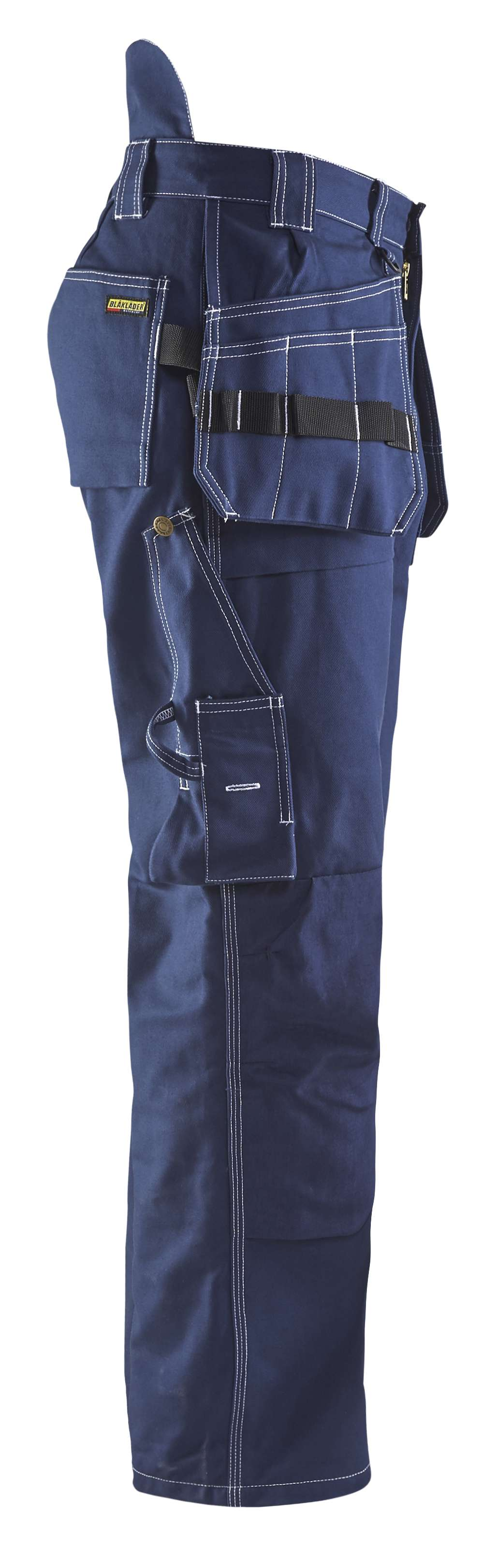Blaklader Winterbroeken 15151370 marineblauw(8800)