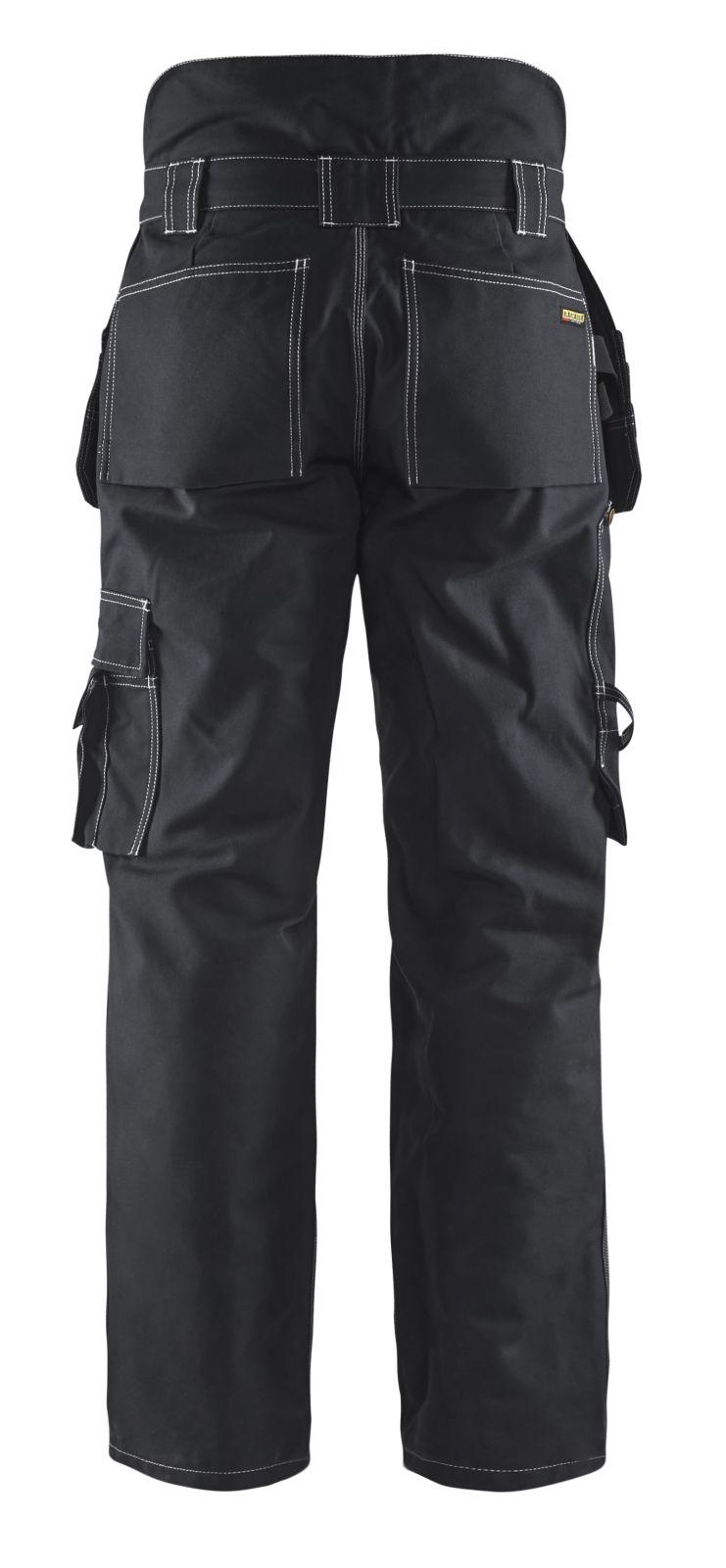 Blaklader Winterbroeken 15151370 zwart(9900)