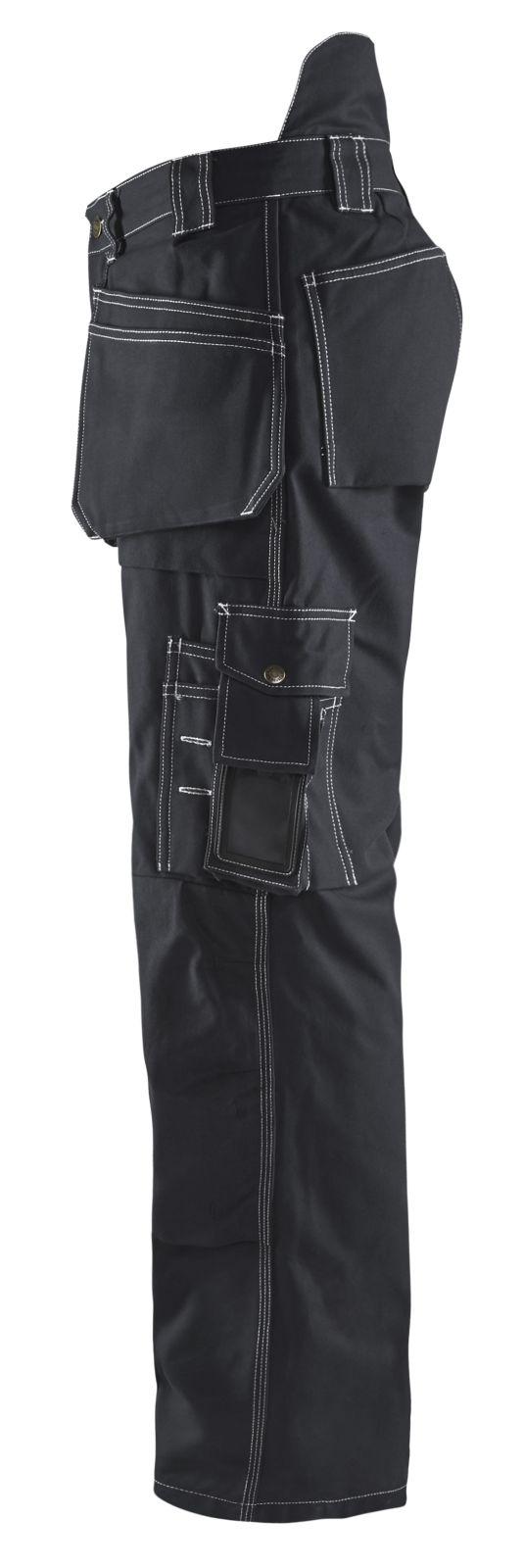 Blaklader Winterwerkbroeken 15151370 zwart(9900)