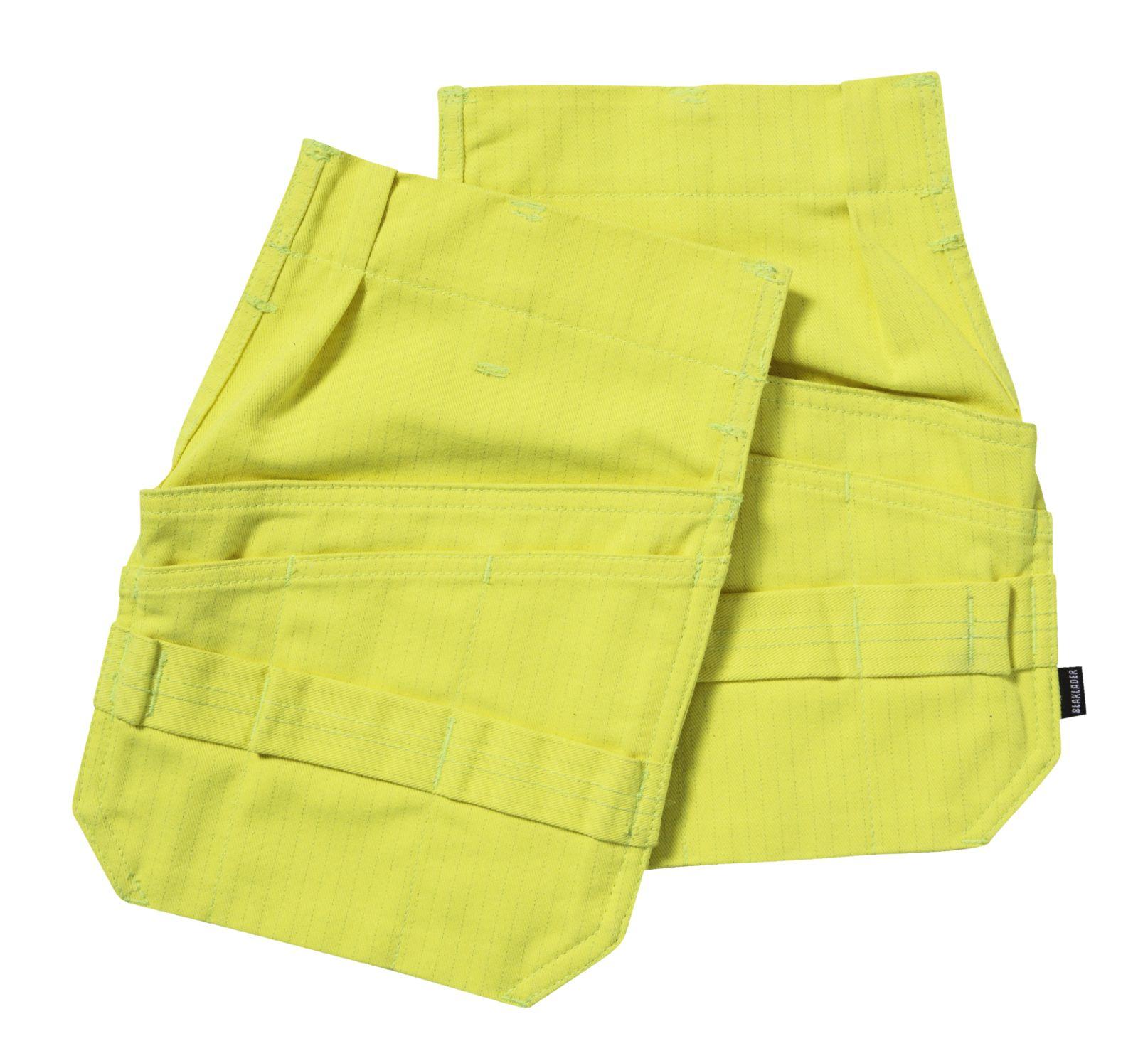 Blaklader Losse spijkerzakken 15161514 Vlamvertragend geel(3300)