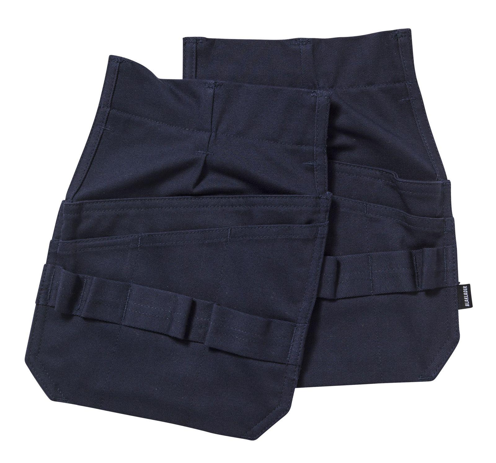 Blaklader Losse spijkerzakken 15161514 Vlamvertragend marineblauw(8900)