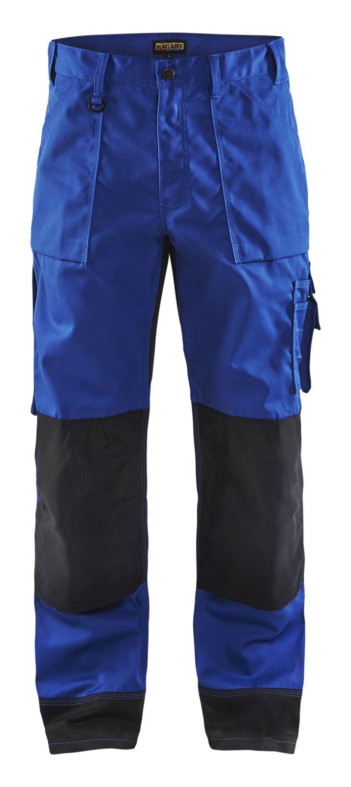 Blaklader Werkbroeken 15231860 korenblauw-zwart(8599)