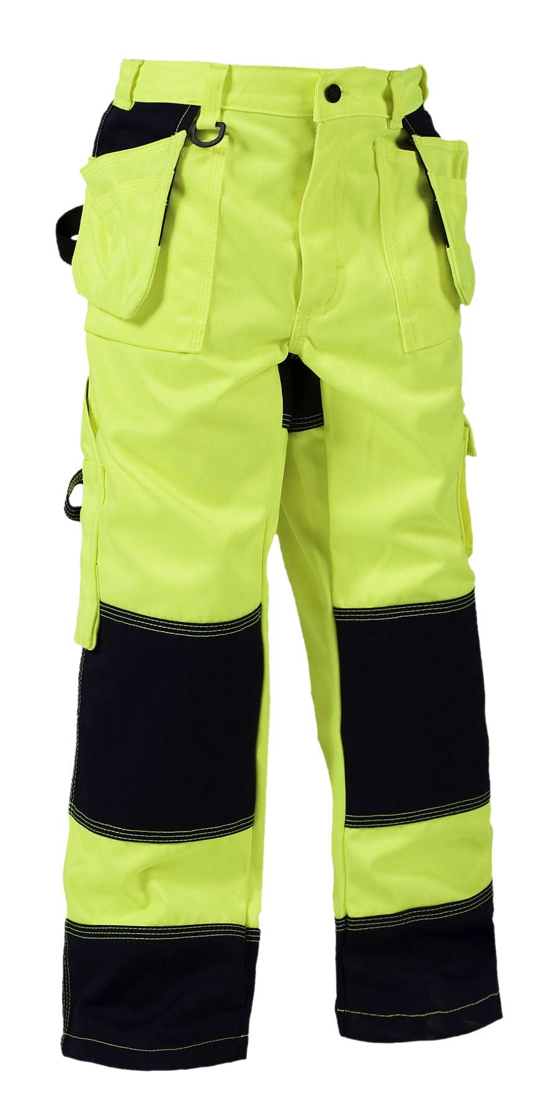 Blaklader Kinderkleding 15241860 geel-marineblauw(3389)