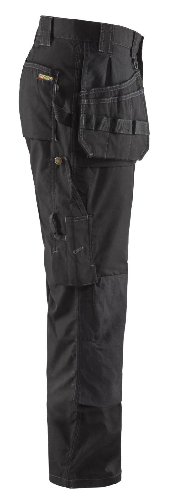 Blaklader Werkbroeken 15251845 zwart(9900)
