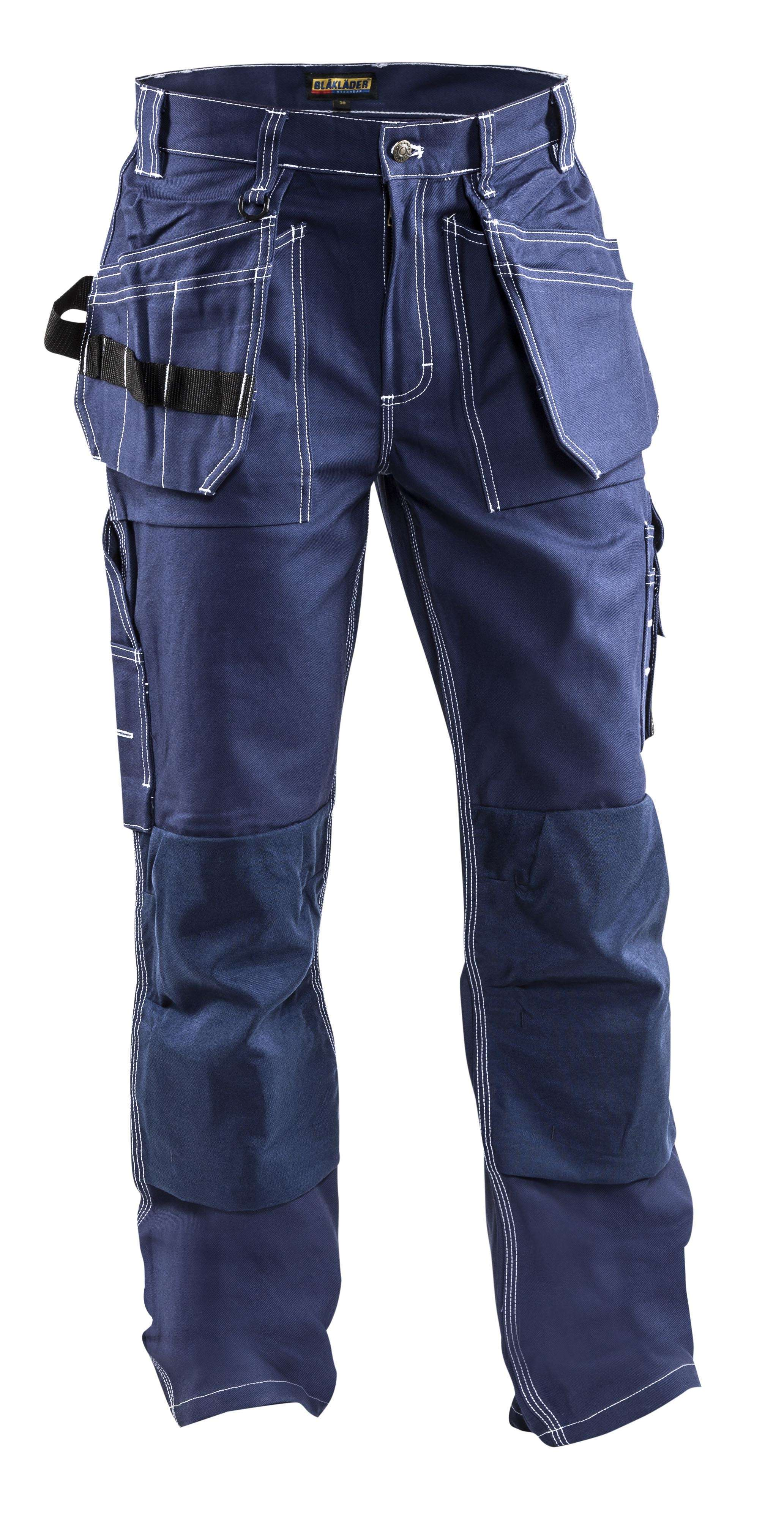 Blaklader Werkbroeken 15301370 marineblauw(8800)