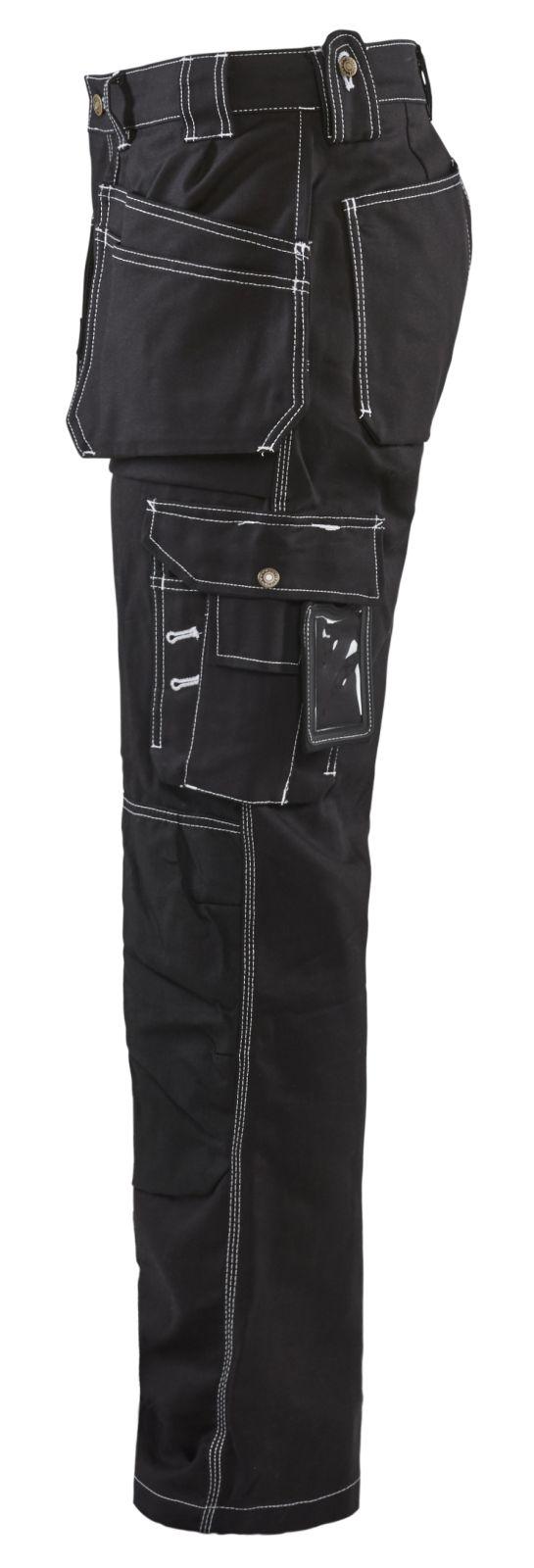 Blaklader Broeken 15301370 zwart(9900)