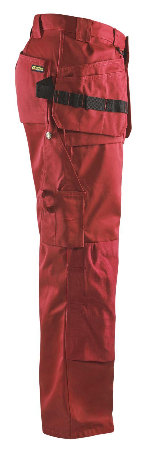 Blaklader Werkbroeken 15301860 rood(5600)
