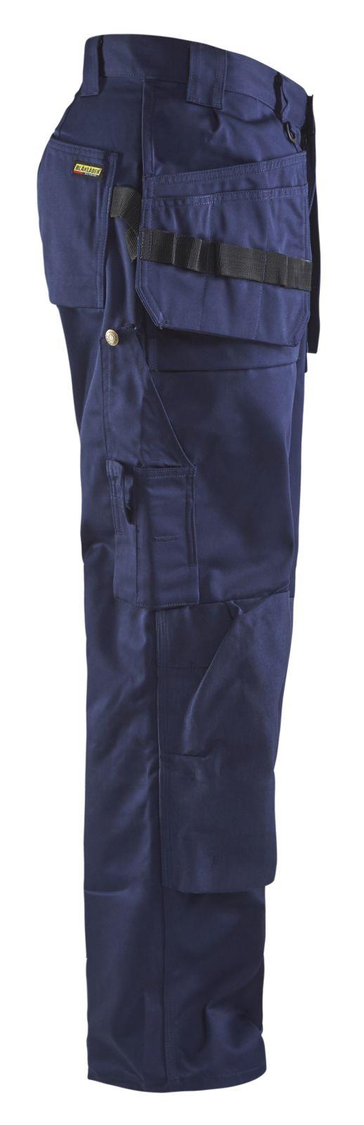 Blaklader Werkbroeken 15301860 marineblauw(8900)