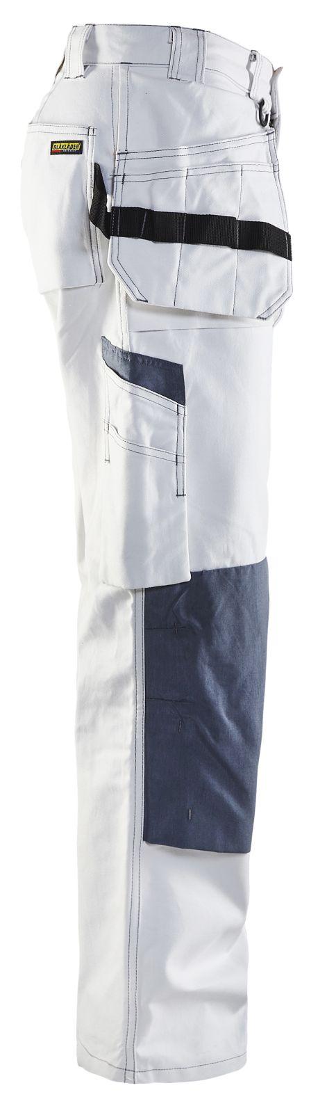 Blaklader Werkbroeken 15311210 wit(1000)