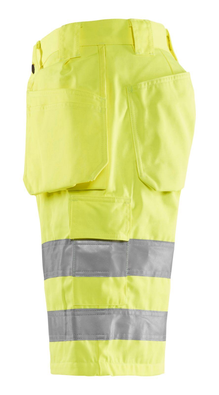 Blaklader Korte werkbroeken 15351804 High Vis fluo-geel(3300)