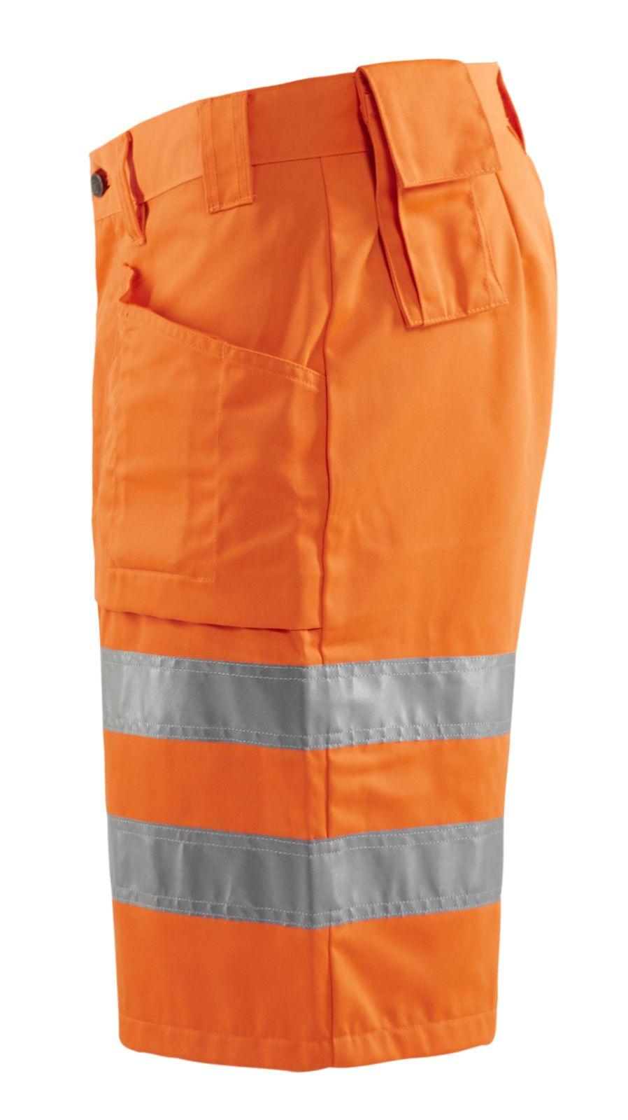 Blaklader Broeken 15371804 High Vis oranje(5300)