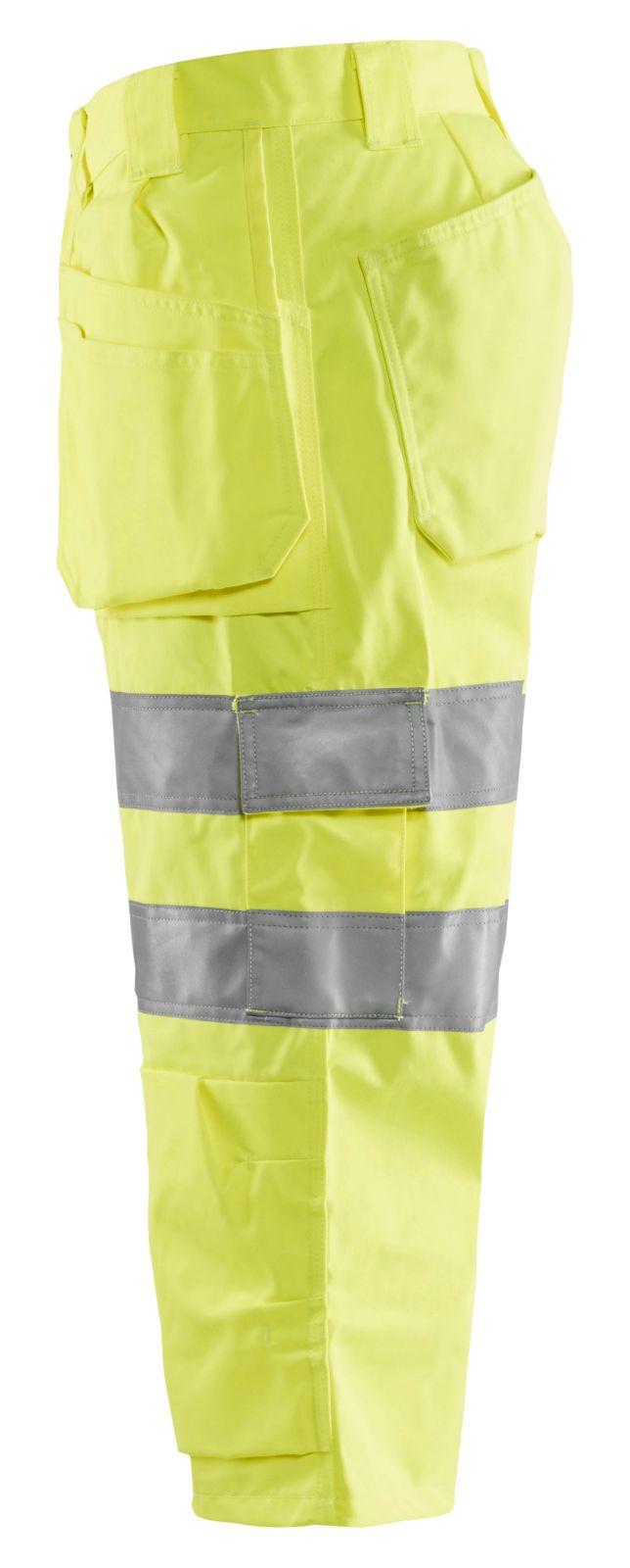 Blaklader Piraatbroeken 15391804 High Vis geel(3300)