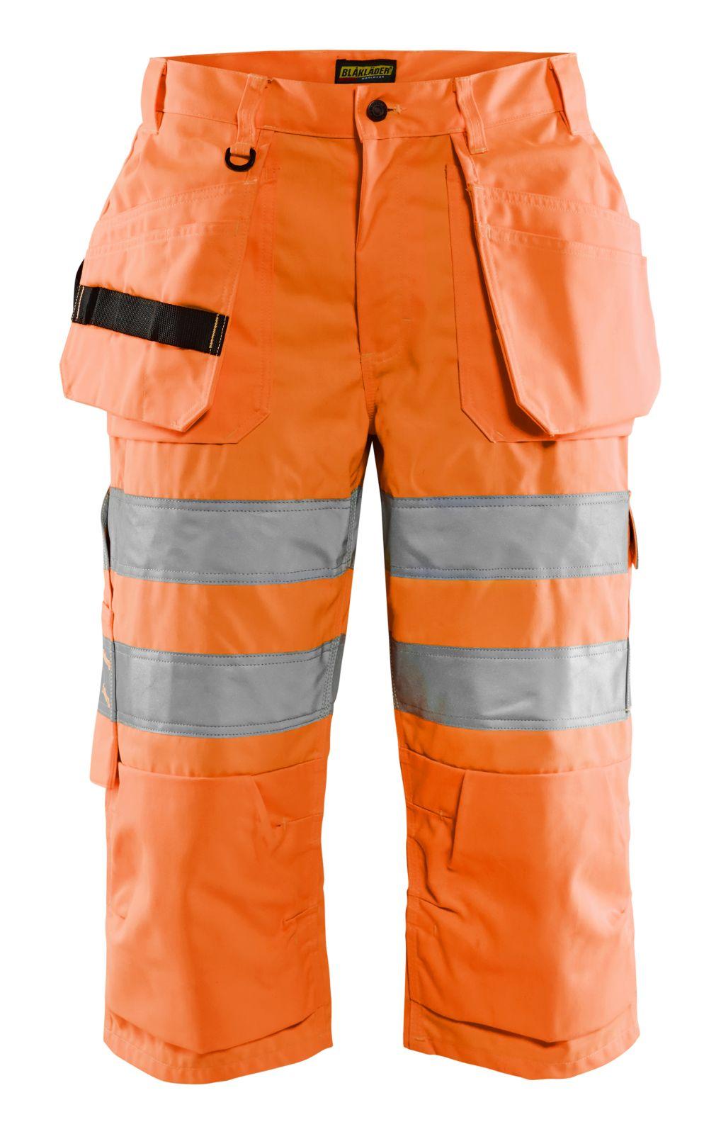 Blaklader Piraatbroeken 15391811 High Vis fluo oranje(5300)