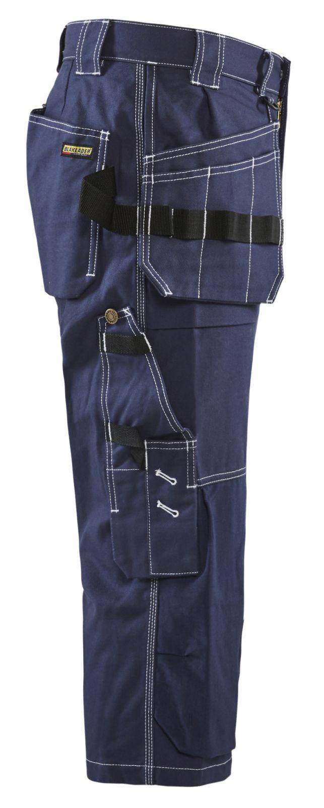 Blaklader Piraatbroeken 15401370 marineblauw(8800)