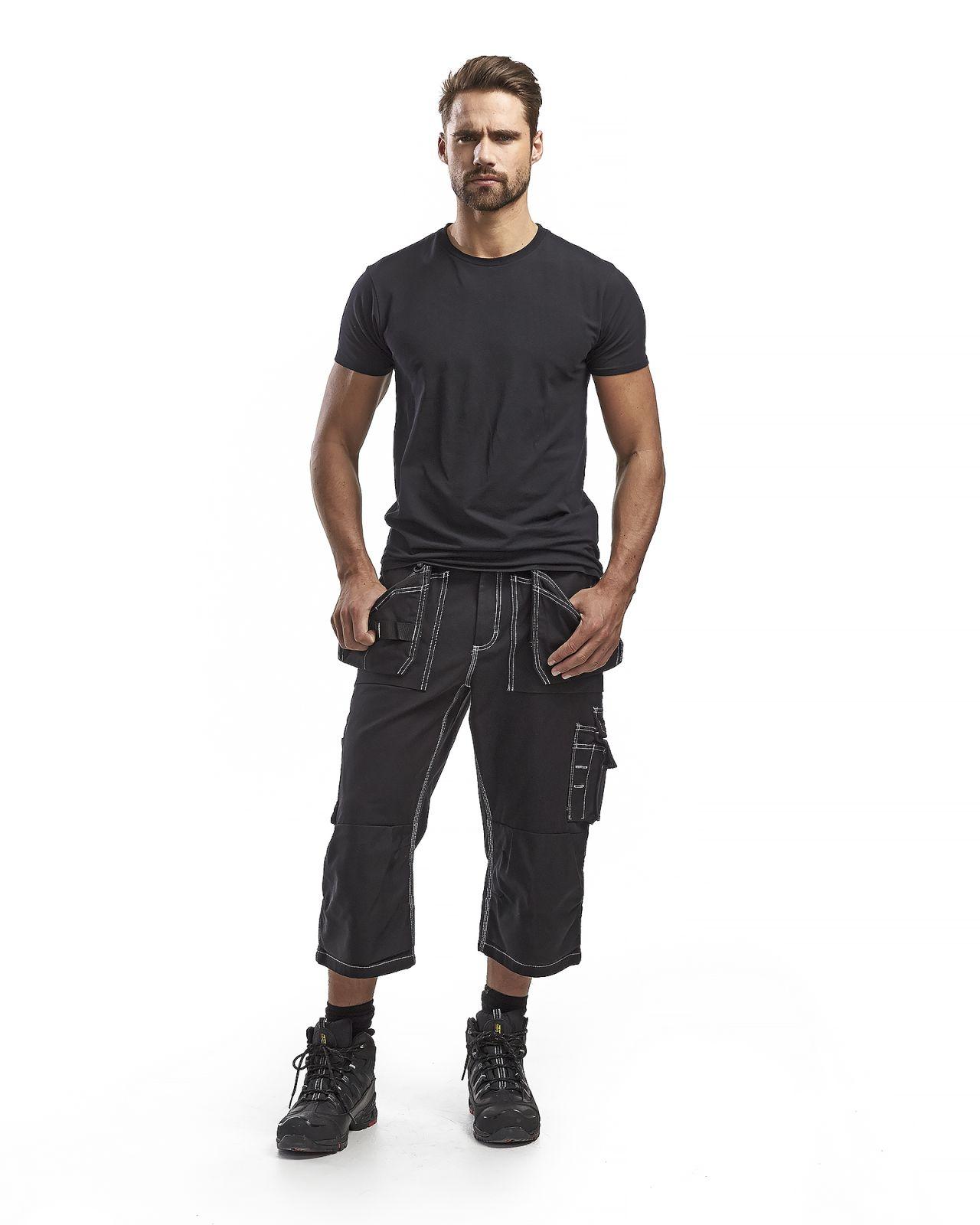 Blaklader Piraatbroeken 15401370 zwart(9900)